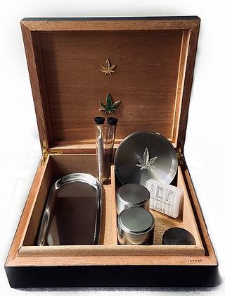 Silver 'Northern' box