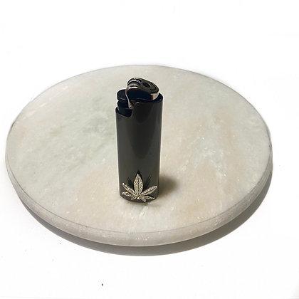 Lighter case 'Jelly' black