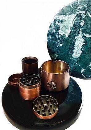 Bronze 'Belladonna' set