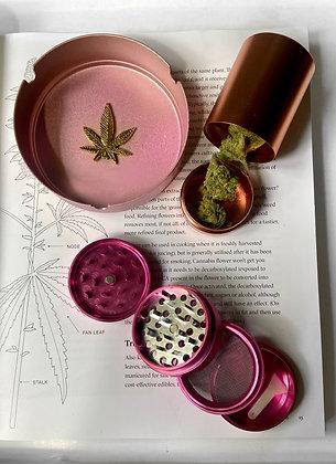 Pink 'Berry' set