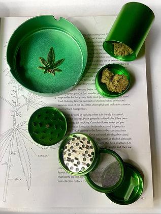Green 'Berry' set