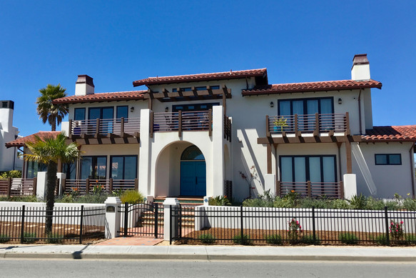 West Cliff Family Home