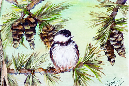 Digital Images - Chickadee Collection