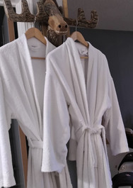Jacuzzi King Room Robes