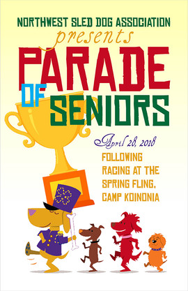 Parade of Seniors 2018