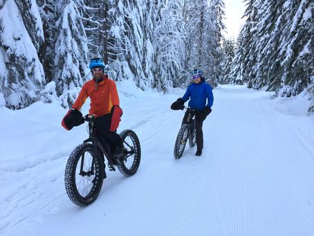 winter season full of activities