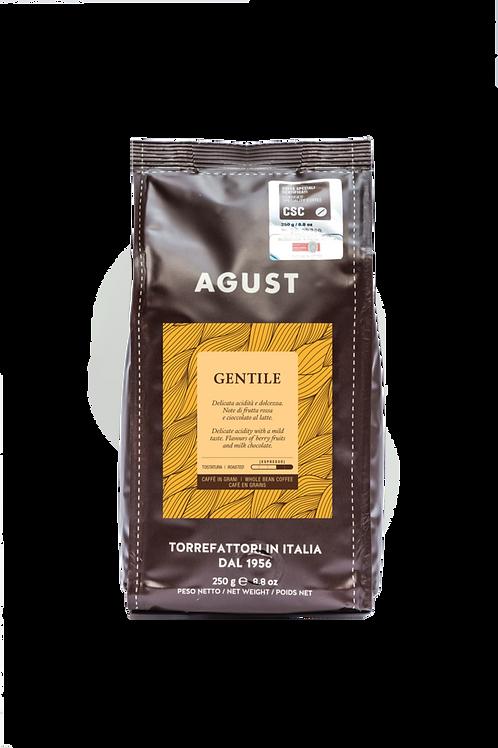Gentile 100% Arabica ground 250g