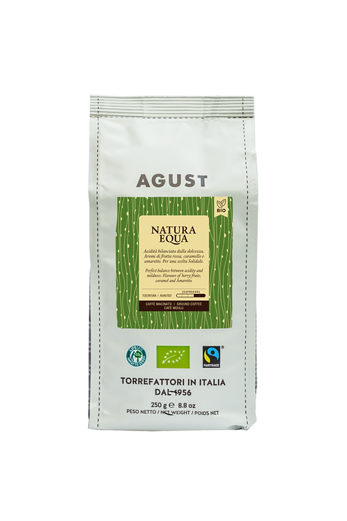 Natura Equa 250gr ground coffee