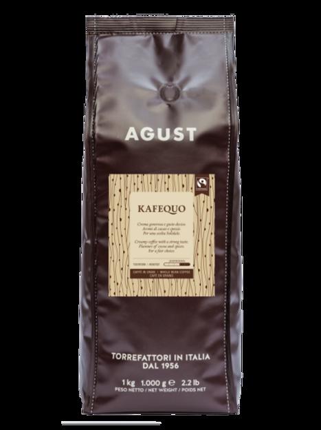 Agust KAFEQUO 1Kg Beans