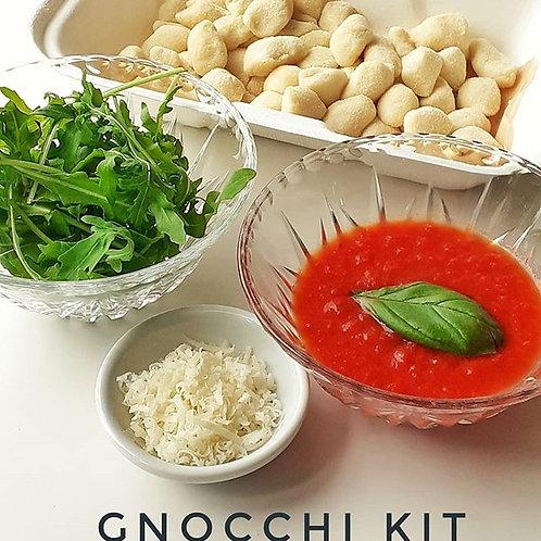 Fresh gnocchi kit