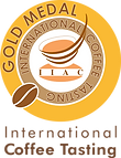 INTERNATIONAL COFFEE TASTING_GOLD MEDAL.