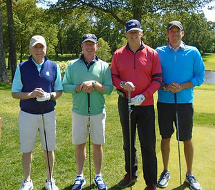 TCSF Golf Foursome