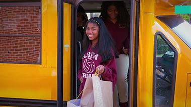 TCSF K-8th Grade School Visit