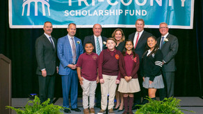 Record-breaking $1.3 Million raised at 38th Annual Awards Dinner