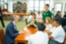 TCSF School Visit