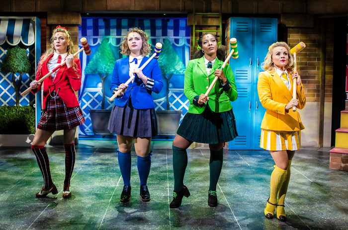 Heathers the Musical - Original West End Cast Photo 3