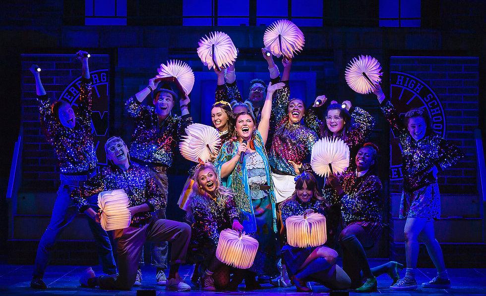 The cast of Heathers The Musical - UK Tour 2021 - Photos by Pamela Raith (9).jpg