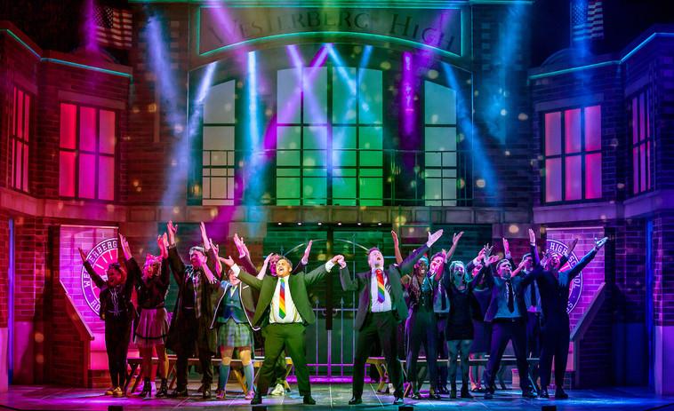 The cast of Heathers The Musical - UK Tour 2021 - Photos by Pamela Raith (8).jpg