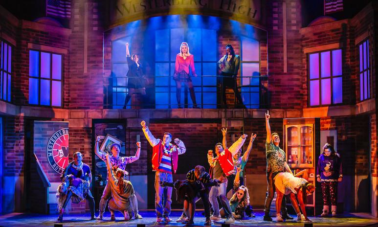 The cast of Heathers The Musical - UK Tour 2021 - Photos by Pamela Raith (6).jpg