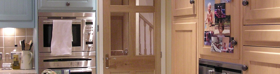 INTERNAL KITCHEN DOOR