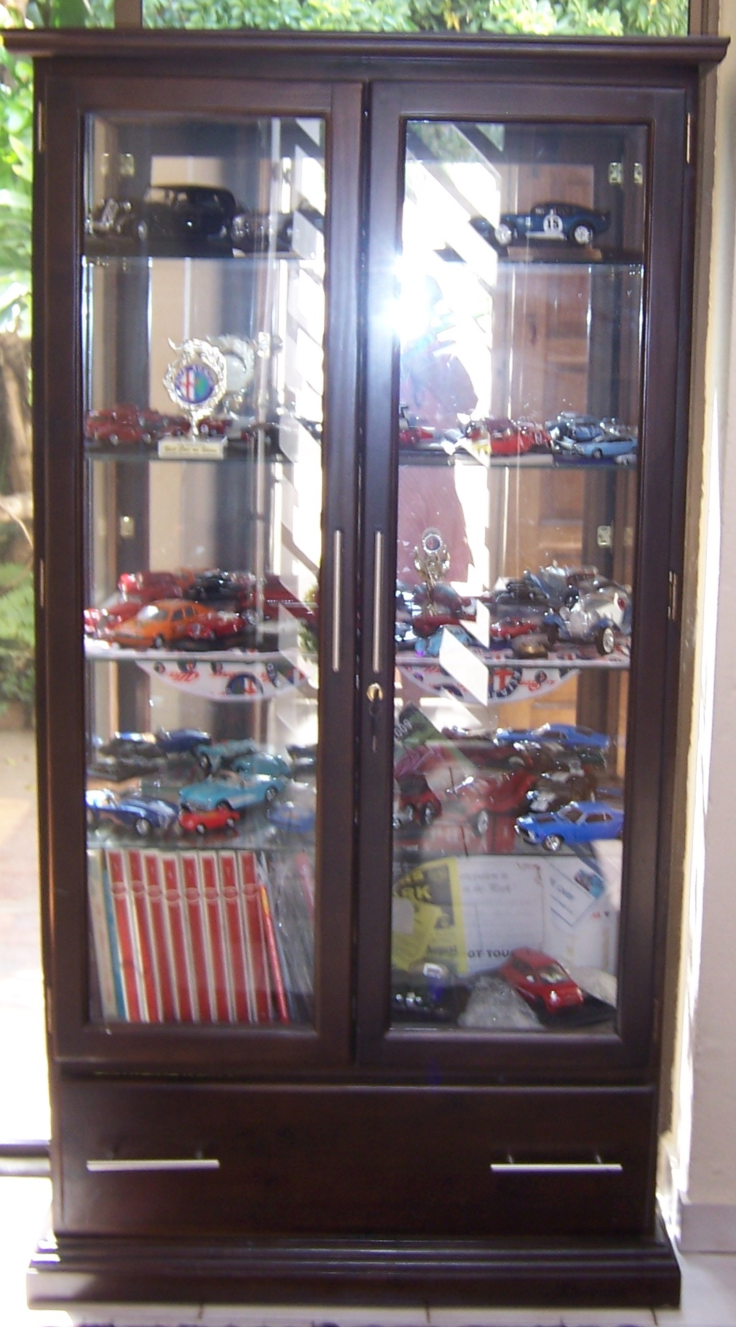 DISPLAY CABINET MAHOGANY.JPG