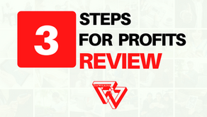 3 Steps For Profits Review