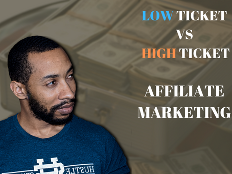 Low Ticket Vs. High Ticket Affiliate Offers