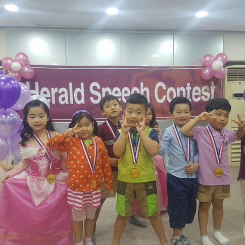 Herald Speech Contest