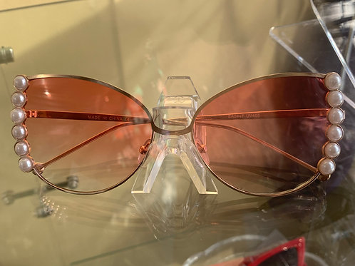 Pearl Accented Sunglasses