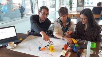 6 - Project Team - Prof Robbie McDonald,