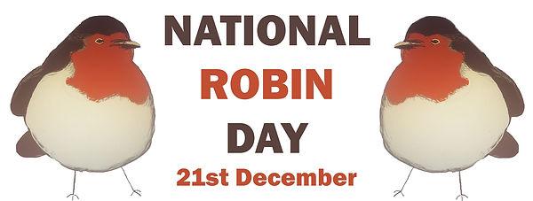 National Robin Day Logo