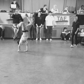 TAF Deutsche Meisterschaft im Breakdance & Electric Boogie