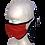 Thumbnail: JC Face Mask Orange
