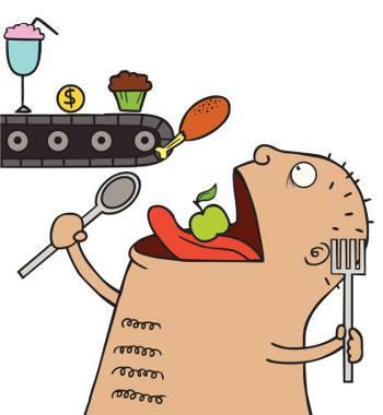 Eating Machine