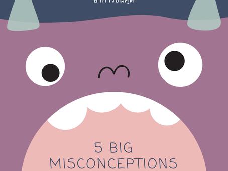 5 ข้อเข้าใจผิดเกี่ยวกับการแก้ไขขนคุด