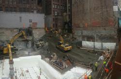 Site Demolition 2014
