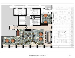 Terrace Lounge Floor Plan