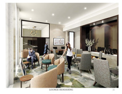 Interior Living Room Lounge