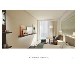 Model Room Guestroom