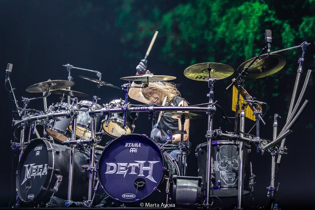 Dirk Verbeuren - Megadeth