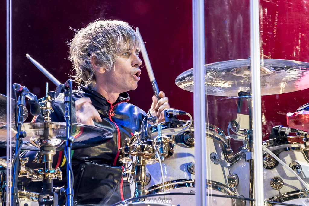 Zak Starkley - The Who