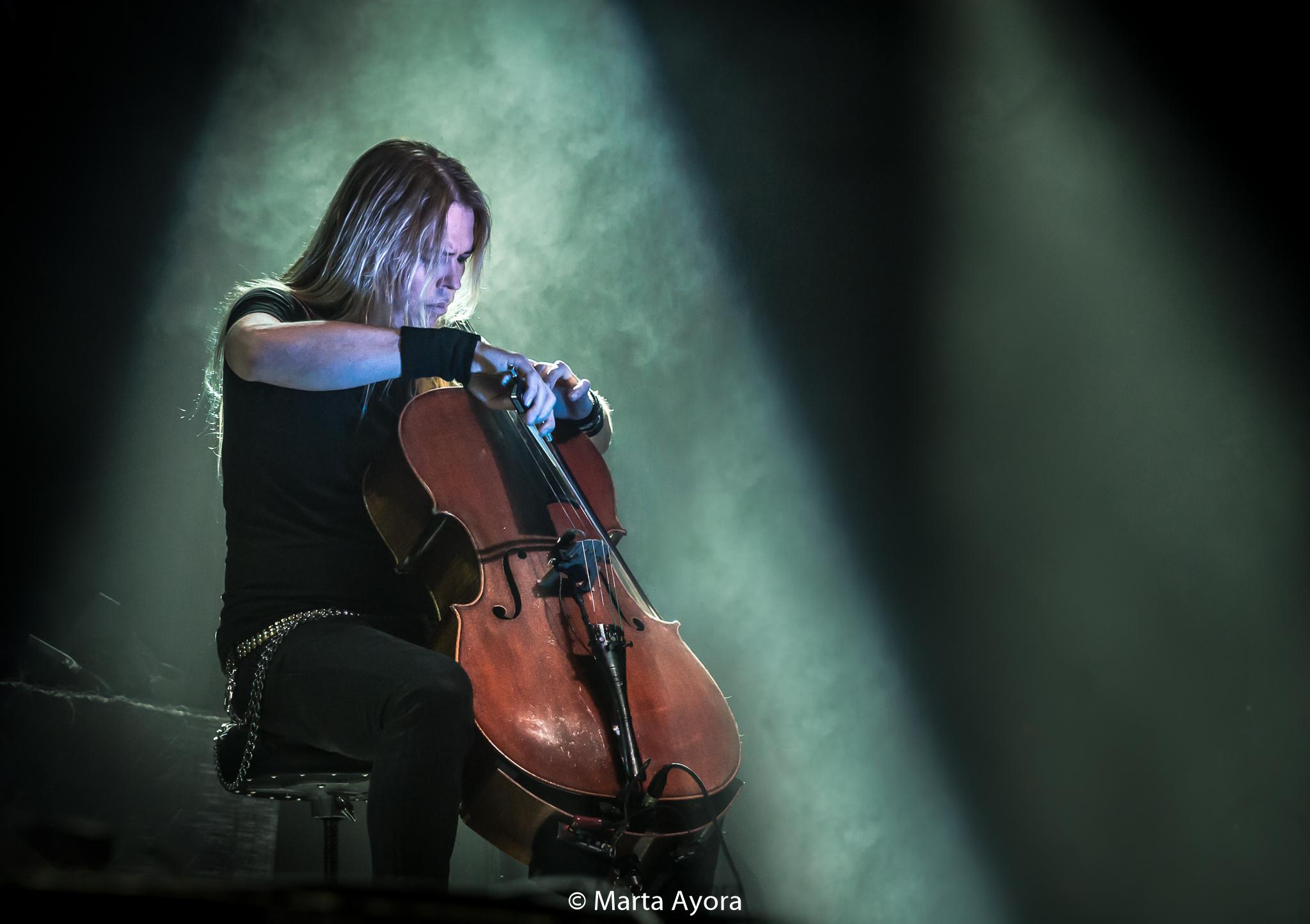 Eicca Toppinen - Apocalyptica