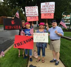 Wyomissing Demo July 14