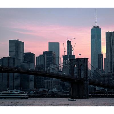 NYC, la nuit...
