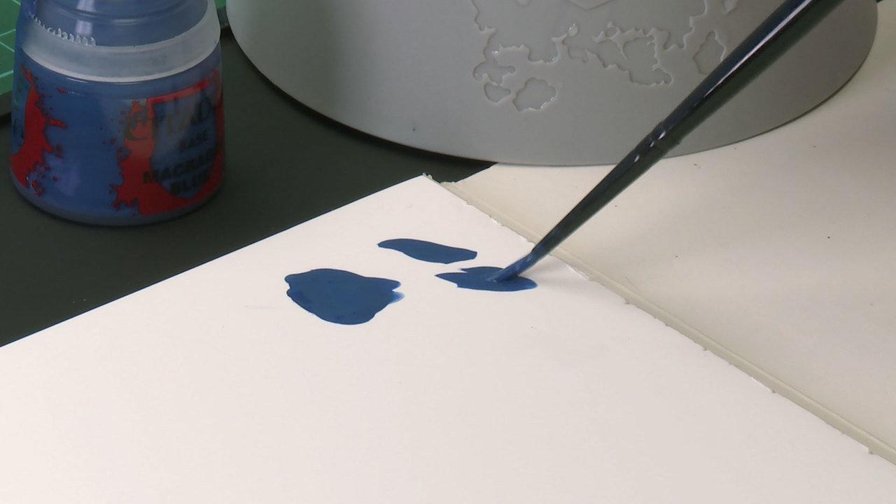 Initiation à la peinture