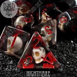 Nightmare Dice Set