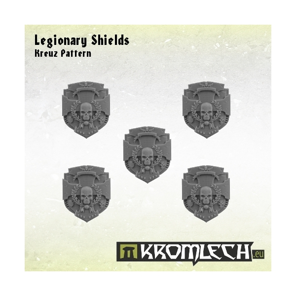 Legionary Kreuz Pattern Shield