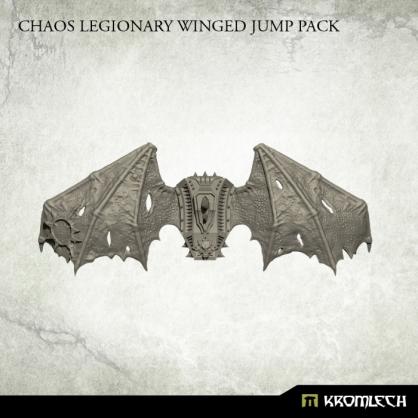 Chaos Legionary Jump Pack