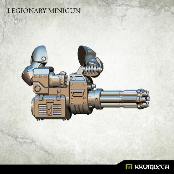 Legionary Minigun