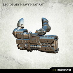 Legionary Heavy Heat Ray
